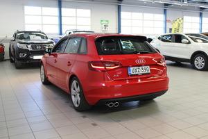 Audi A3 Sportback Business Sport 2,0 TDI 135 kW quattro S tronic, vm. 2013, 102 tkm (4 / 15)
