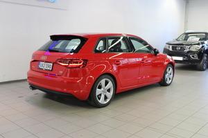 Audi A3 Sportback Business Sport 2,0 TDI 135 kW quattro S tronic, vm. 2013, 102 tkm (5 / 15)