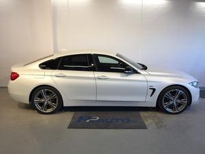 BMW 420 F36 Gran Coupe 420i A xDrive Edition Sport, vm. 2016, 35 tkm (2 / 8)