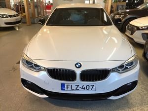 BMW 420 F36 Gran Coupe 420i A xDrive Edition Sport, vm. 2016, 35 tkm (3 / 8)