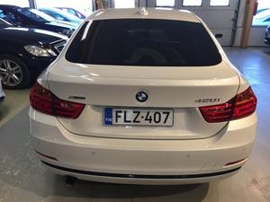 BMW 420 F36 Gran Coupe 420i A xDrive Edition Sport, vm. 2016, 35 tkm (4 / 8)