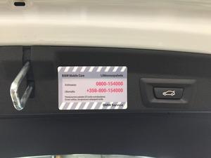 BMW 420 F36 Gran Coupe 420i A xDrive Edition Sport, vm. 2016, 35 tkm (7 / 8)