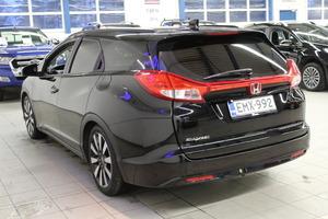 Honda Civic Tourer 1,8i Sport AT, vm. 2014, 153 tkm (4 / 16)