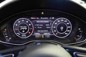 Audi A4 Avant Business 2,0 TFSI 185 kW quattro S tronic, vm. 2016, 111 tkm (12 / 15)