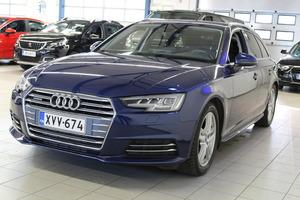 Audi A4 Avant Business 2,0 TFSI 185 kW quattro S tronic, vm. 2016, 111 tkm (3 / 15)
