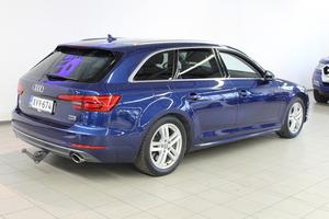 Audi A4 Avant Business 2,0 TFSI 185 kW quattro S tronic, vm. 2016, 111 tkm (5 / 15)