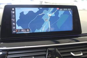 BMW 530 G30 Sedan 530e A iPerformance Launch Edition Sport, vm. 2017, 54 tkm (10 / 12)