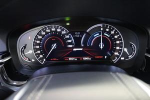 BMW 530 G30 Sedan 530e A iPerformance Launch Edition Sport, vm. 2017, 54 tkm (11 / 12)