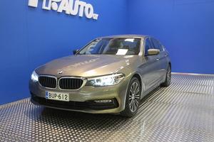 BMW 530 G30 Sedan 530e A iPerformance Launch Edition Sport, vm. 2017, 54 tkm (2 / 12)