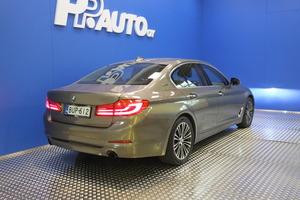 BMW 530 G30 Sedan 530e A iPerformance Launch Edition Sport, vm. 2017, 54 tkm (4 / 12)