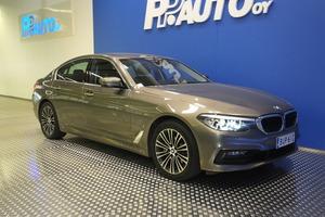 BMW 530 G30 Sedan 530e A iPerformance Launch Edition Sport, vm. 2017, 54 tkm (5 / 12)