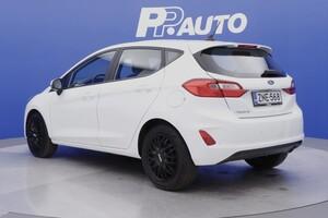 Ford FIESTA 1,0 EcoBoost 95hv M6 Trend 5-ovinen, vm. 2020, 2 tkm (3 / 5)