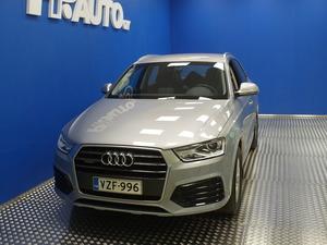 Audi Q3 Land of quattro Edition 2,0 TDI clean diesel 110 kW quattro S tronic, vm. 2017, 46 tkm (2 / 11)