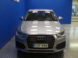 Audi Q3 Land of quattro Edition 2,0 TDI clean diesel 110 kW quattro S tronic, vm. 2017, 46 tkm (3 / 11)