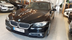 BMW 530 F11 Touring 530d TwinPower Turbo A xDrive Limited xDrive Edition Luxury, vm. 2014, 162 tkm (3 / 9)