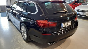BMW 530 F11 Touring 530d TwinPower Turbo A xDrive Limited xDrive Edition Luxury, vm. 2014, 162 tkm (4 / 9)