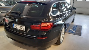 BMW 530 F11 Touring 530d TwinPower Turbo A xDrive Limited xDrive Edition Luxury, vm. 2014, 162 tkm (5 / 9)