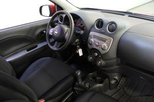 Nissan Micra 5d Visia 1,2 80 hp 5 M/T, vm. 2012, 63 tkm (10 / 10)
