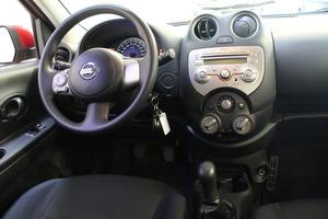 Nissan Micra 5d Visia 1,2 80 hp 5 M/T, vm. 2012, 63 tkm (7 / 10)