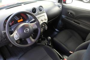 Nissan Micra 5d Visia 1,2 80 hp 5 M/T, vm. 2012, 63 tkm (8 / 10)