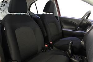 Nissan Micra 5d Visia 1,2 80 hp 5 M/T, vm. 2012, 63 tkm (9 / 10)