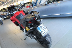 Ducati Multistrada 1260S Touring Pack 1260 S, vm. 2020, 1 tkm (4 / 13)