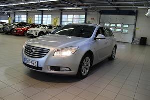 Opel Insignia Sports Tourer Edition 1,6 Turbo Ecotec 132kW/180hv M6 BL, vm. 2009, 134 tkm (3 / 12)