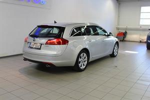 Opel Insignia Sports Tourer Edition 1,6 Turbo Ecotec 132kW/180hv M6 BL, vm. 2009, 134 tkm (5 / 12)