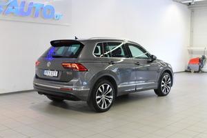 Volkswagen Tiguan R-Line 2,0 TDI SCR 140 kW (190 hv) 4MOTION DSG-automaatti, vm. 2017, 62 tkm (5 / 19)