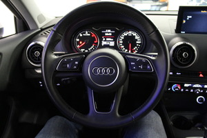 Audi A3 Sportback Land of quattro Edition 2,0 TDI 135 kW quattro S tronic, vm. 2017, 105 tkm (7 / 16)