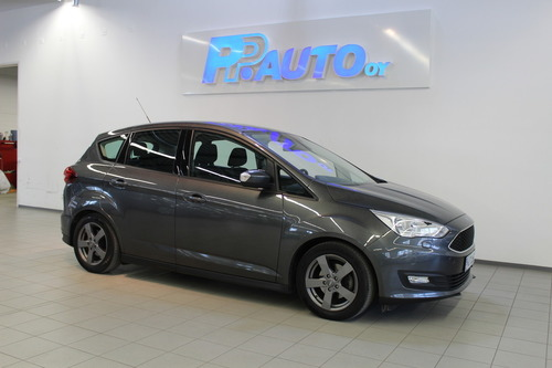 Ford C-Max 1,0 EcoBoost 125 hv Start/Stop Edition M6 5-ovinen, vm. 2015, 87 tkm (1 / 12)
