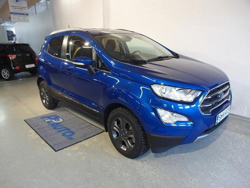 Ford ECOSPORT 1,0 EcoBoost 140hv M6 Titanium 5-ovinen, vm. 2019, 11 tkm (1 / 8)