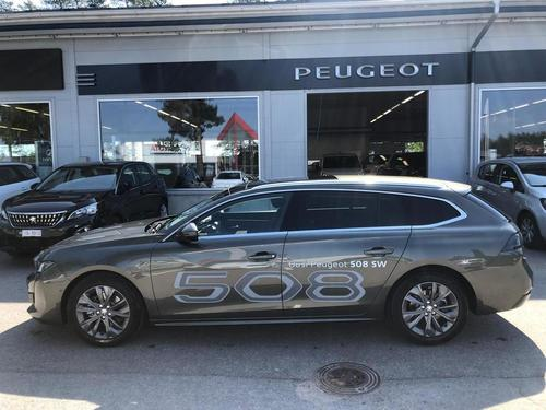Peugeot 508 SW Allure PureTech 180 EAT8-automaatti, vm. 2019, 0 tkm (1 / 7)