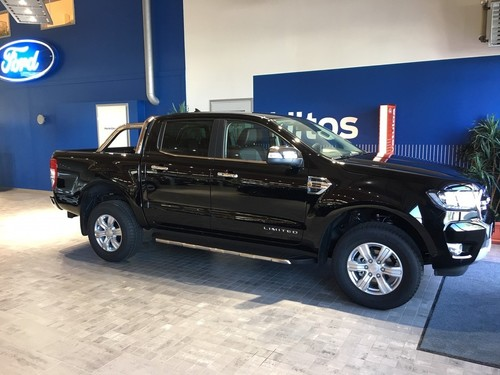 FORD RANGER Double Cab 2,0 TDCi 213 hp A10 4x4 Limited, vm. 2019, 0 tkm (1 / 7)