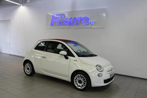Fiat 500C Italia 1,2 8v 69hv Bensiini, vm. 2012, 45 tkm (1 / 9)