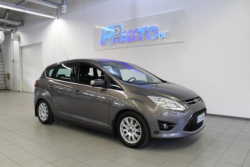 Ford C-Max 1,6 Flexifuel 120 hv Titanium M5 5-ovinen, vm. 2012, 85 tkm (1 / 20)