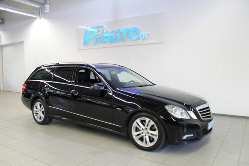 Mercedes-Benz E 250 CDI BE T A Business Avantgarde, vm. 2010, 234 tkm (1 / 19)