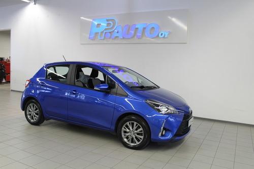 Toyota Yaris 1,5 Dual VVT-i Launch Edition 5ov Multidrive S, vm. 2017, 63 tkm (1 / 11)
