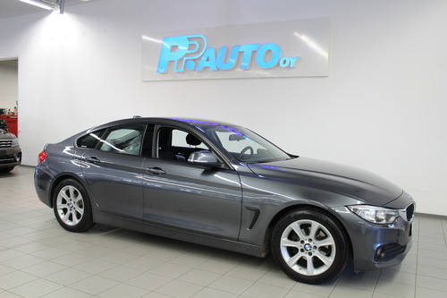 BMW 418 F36 Gran Coupe 418d A Business, vm. 2015, 71 tkm (1 / 12)