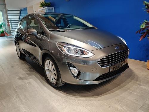 Ford FIESTA 1,0 EcoBoost 100hv A6 Titanium 5-ovinen, vm. 2020, 0 tkm (1 / 5)