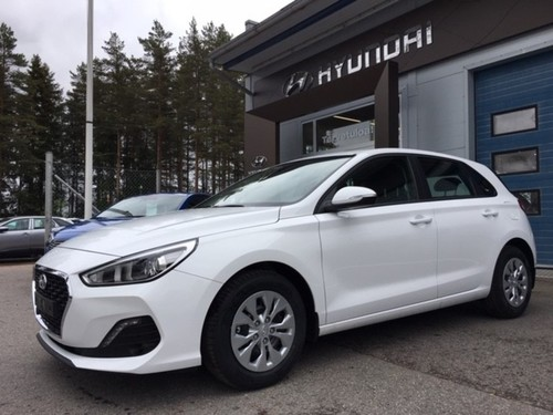 HYUNDAI i30 Hatchback 1,0 T-GDI 120 hv Fresh, vm. 2020, 0 tkm (1 / 7)
