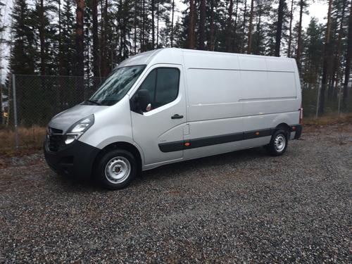 Opel MOVANO Van L3H2 (3,5t) 2.3 CDTI 150 hv BiTurbo FWD (XZ27), vm. 2020, 0 tkm (1 / 5)