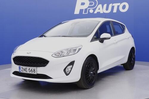 Ford FIESTA 1,0 EcoBoost 95hv M6 Trend 5-ovinen, vm. 2020, 2 tkm (1 / 5)