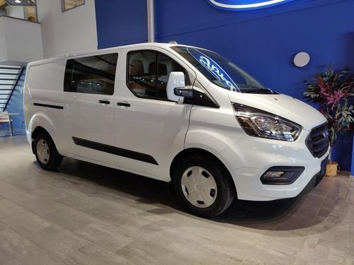 Ford TRANSIT CUSTOM 320 2,0TDCi 130 hv A6 Etuveto Trend Van N1 L2H1, vm. 2020, 0 tkm (1 / 8)