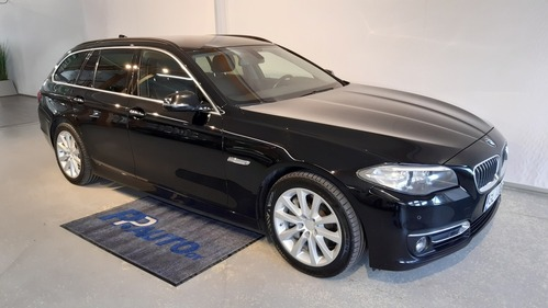 BMW 530 F11 Touring 530d TwinPower Turbo A xDrive Limited xDrive Edition Luxury, vm. 2014, 162 tkm (1 / 9)