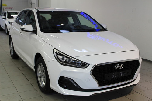 HYUNDAI I30 HATCHBACK 1,4 T-GDI 140 hv 7-DCT-aut. Comfort, vm. 2020, 0 tkm (1 / 6)