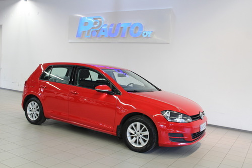 Volkswagen Golf Comfortline 1,6 TDI 77 kW (105 hv) BlueMotion Technology 4MOTION 4-ovinen, vm. 2013, 89 tkm (1 / 12)