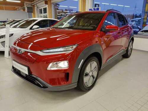 Hyundai KONA electric 64 kWh 204 hv Comfort, vm. 2020, 0 tkm (1 / 7)