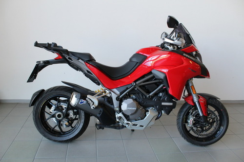 Ducati Multistrada 1260S Touring Pack 1260 S, vm. 2020, 1 tkm (1 / 13)