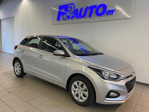 Hyundai i20 Hatchback 1,2 MPI 75 hv 5MT Fresh, vm. 2020, 0 tkm (1 / 4)
